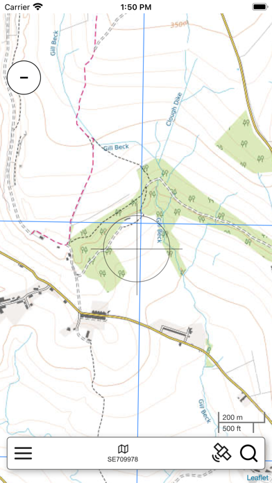 North York Moors Map Pro screenshot 2