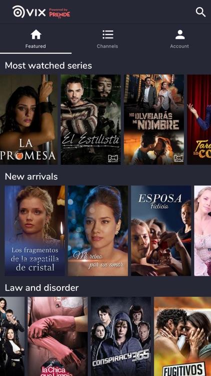VIX - Cine y TV