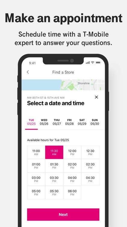 T-Mobile Network Test Drive screenshot-7