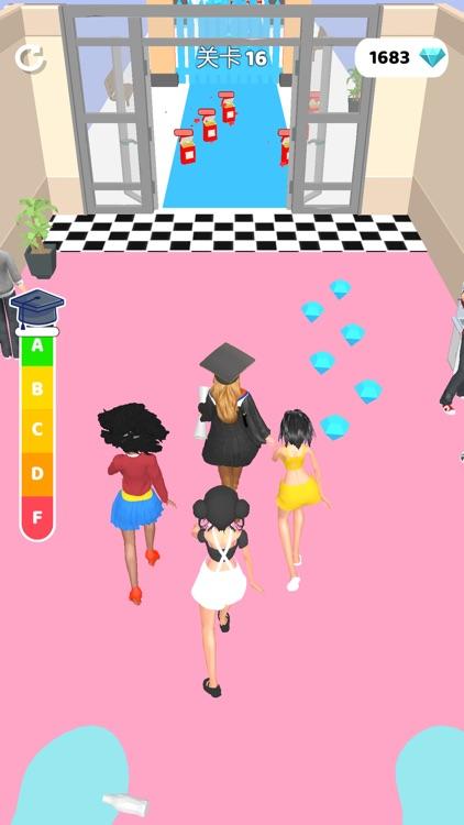 校花的秘密 (Queen Bee!) screenshot-7