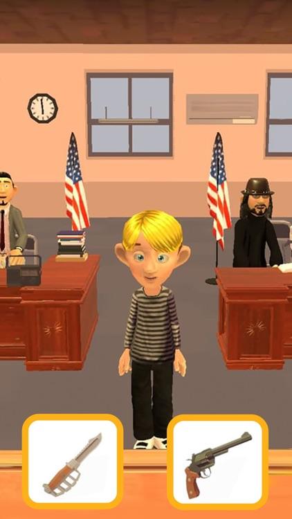 Judge 3D screenshot-3