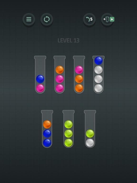 Sort Balls - Sorting Puzzle screenshot 9
