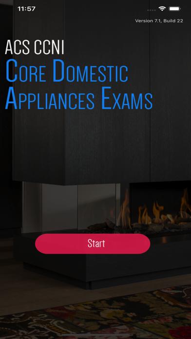 ACS Gas Appliances Exam CCN1 - screenshot 1