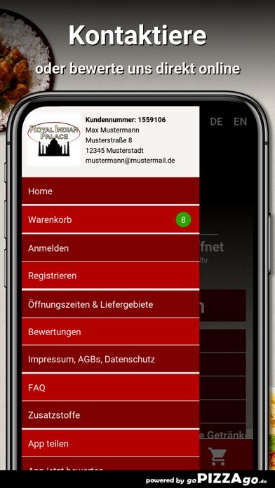 Royal Indian Palace Darmstadt screenshot 3