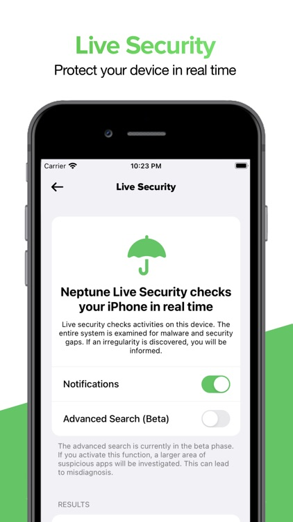 Neptune - Mobile Security screenshot-5