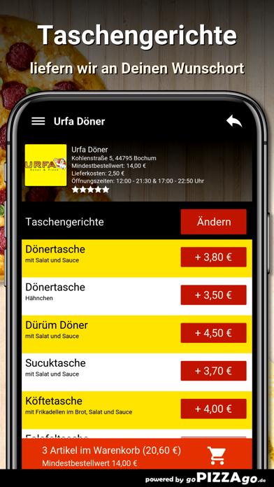 Urfa Döner Bochum screenshot 6