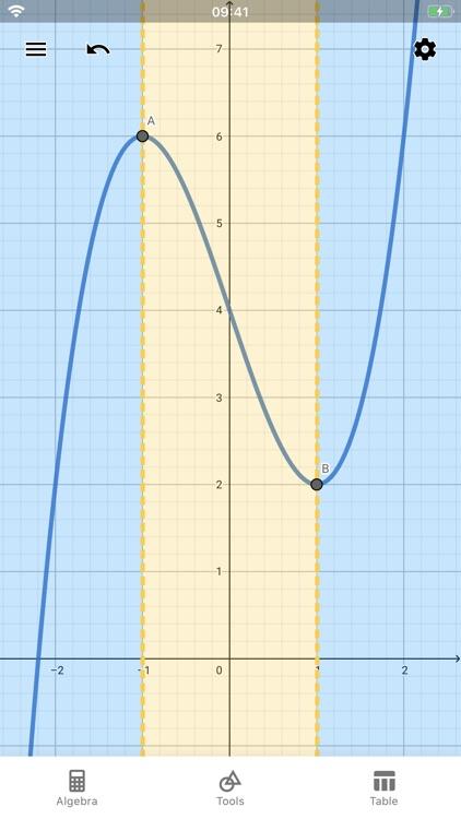 GeoGebra Graphing Calculator screenshot-6