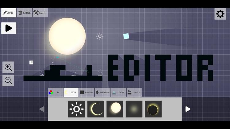 Darkland: Cube Escape Puzzle screenshot-0