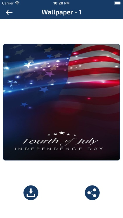 4th Of July Cards & Wallpapers screenshot-4