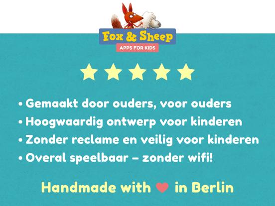 Little Fox Dierendokter 3D iPad app afbeelding 6