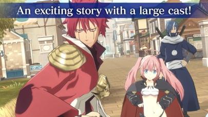 SLIME - ISEKAI Memories screenshot 1