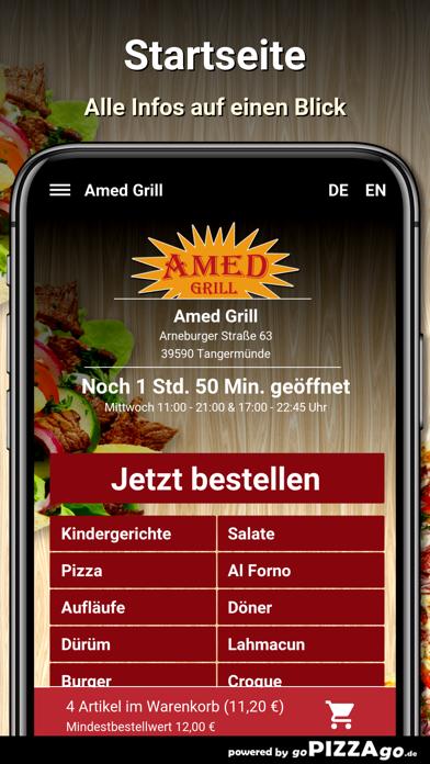 Amed Grill Tangermünde screenshot 2