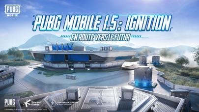 PUBG MOBILE 1.5 : IGNITION