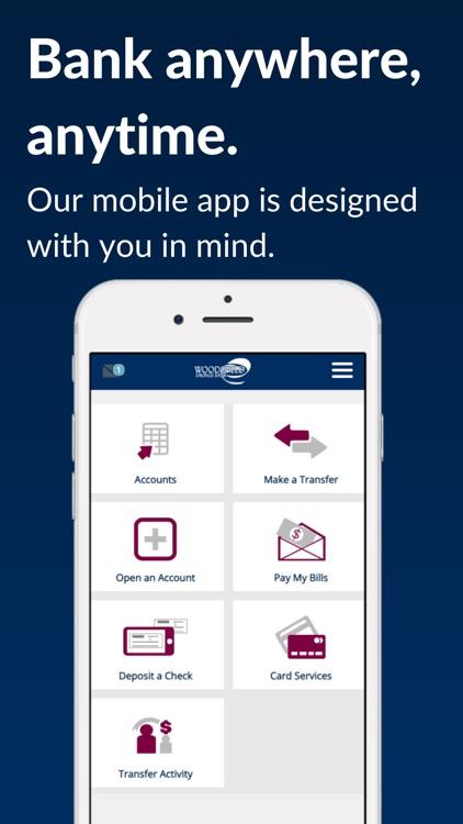 Woodsfield Savings Mobile