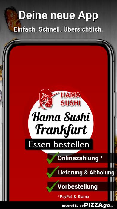 Hama Sushi Frankfurt am Main screenshot 1