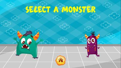 Monsters MathCandy screenshot 6