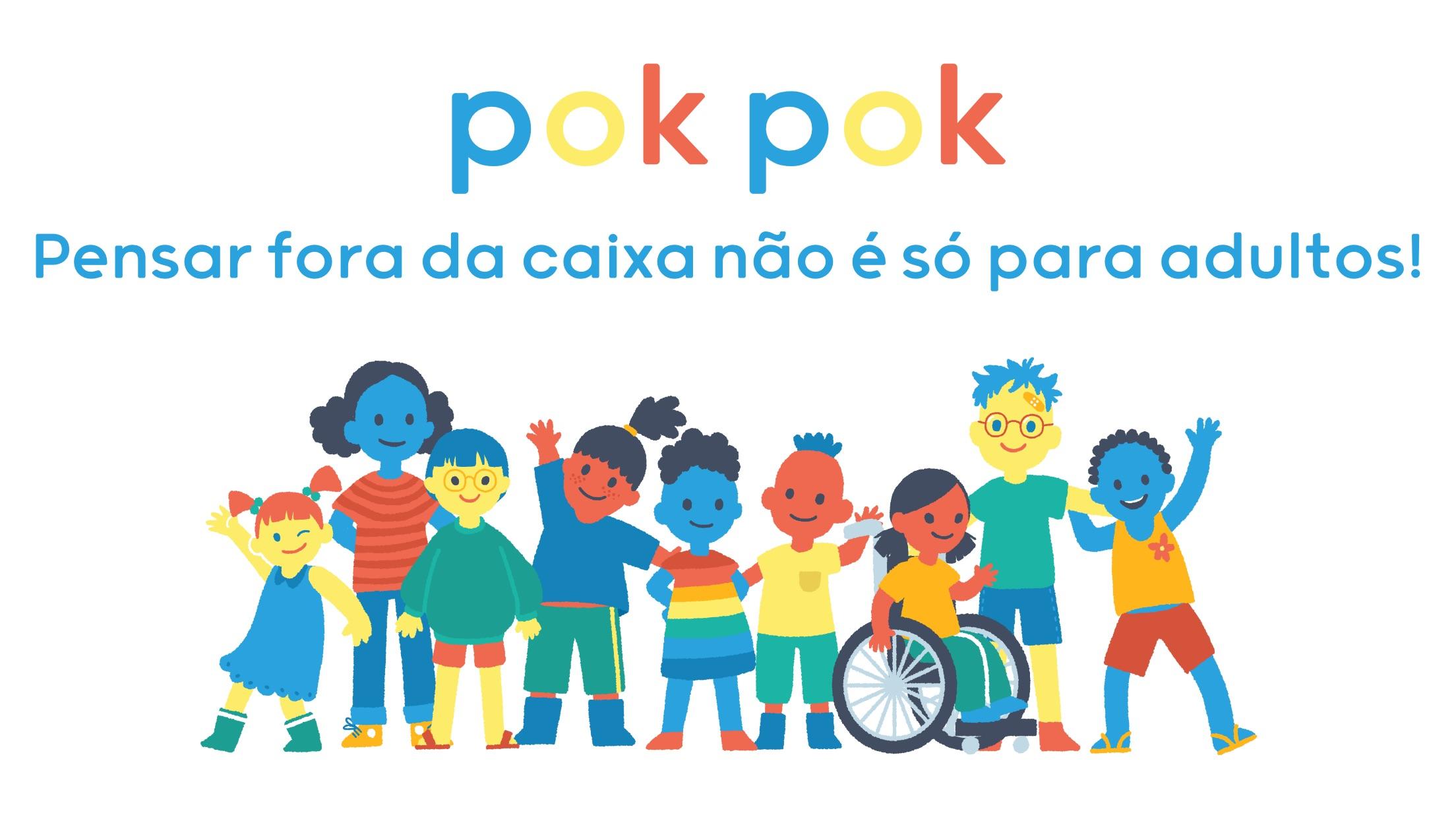 Screenshot do app Pok Pok Playroom