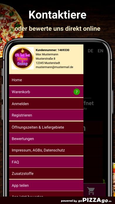 Oh La La Pizza Recklinghausen screenshot 3