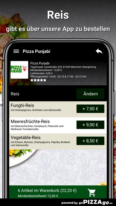 Punjabi München Obergiesing screenshot 6