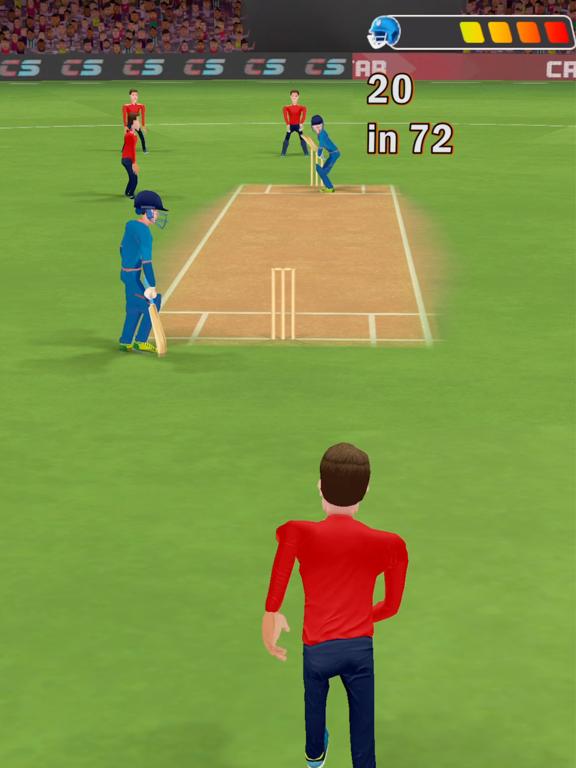 Cricket Star Pro screenshot 6