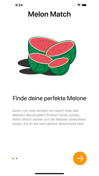 Melon MatchScreenshot von 1