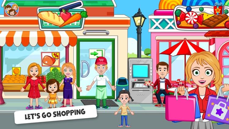 My Town : Stores screenshot-4