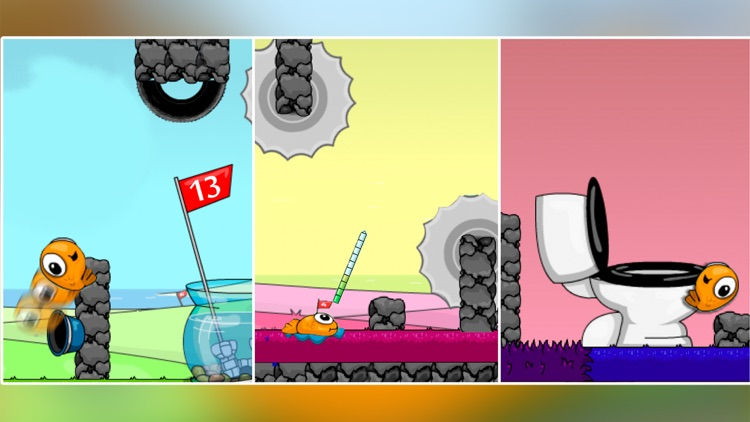 Crazy Golf-Ish: Physics Puzzle screenshot-4