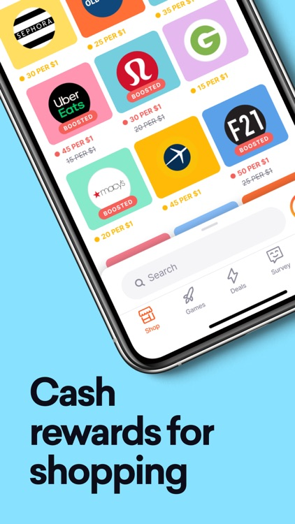 Drop: Shopping & Cashback App screenshot-0