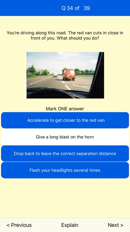 Driving Theory Test - 2021 screenshot-7