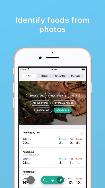 SnackSnap – Meal tracker screenshot-4