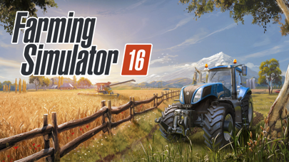 Screenshot from Farming Simulator 16