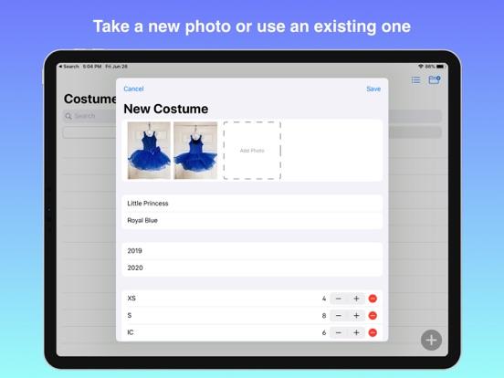 Costumize - Digital Inventory screenshot 8