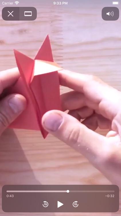 Origami & Paper Planes – 3D