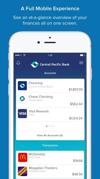 Central Pacific Bank screenshot-5