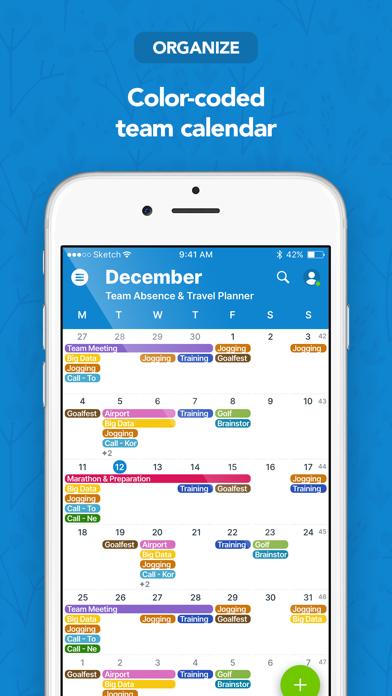 Teamup Calendar screenshot one