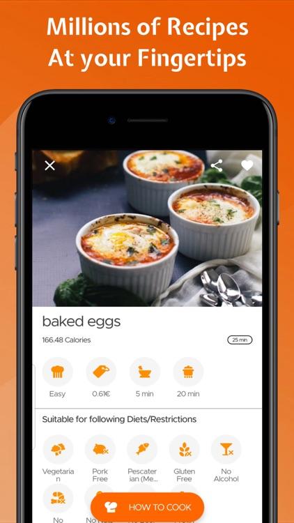 KitchenPal: Pantry + Recipes screenshot-5