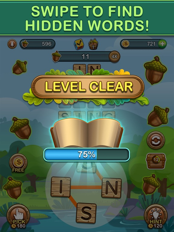 Word Forest: Word Games Puzzle screenshot 9
