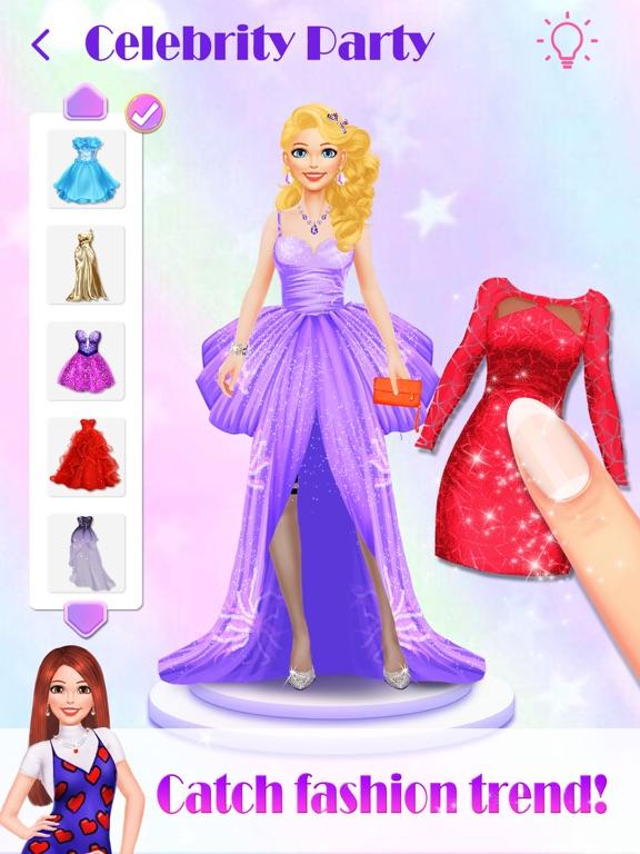Unicorn Makeup Dress Up Artist screenshot 5