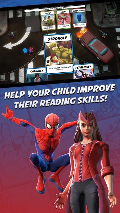 Marvel Hero Tales (Kids 6-12) screenshot-0