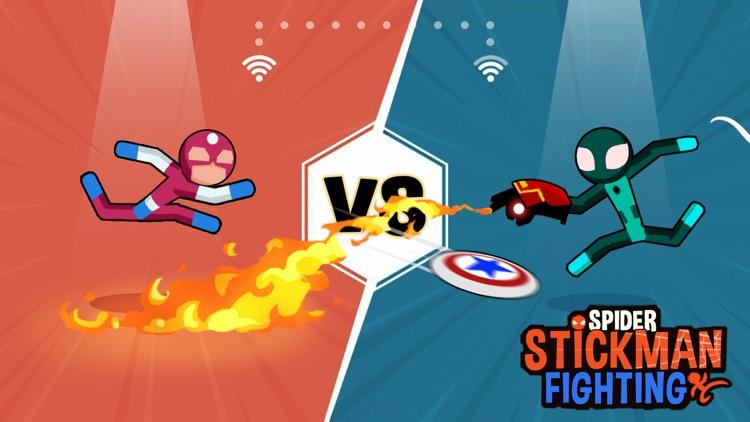 Stickman Supreme Warriors screenshot-3