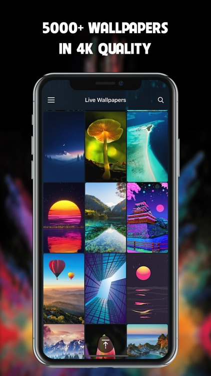 Live Wallpapers 4K For iPhone by Vu Duy Tu