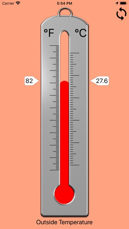 Thermometer - Outside Temp