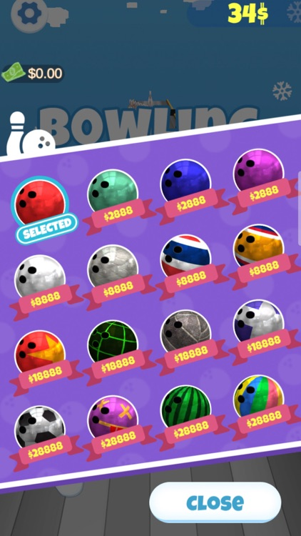 Crazy Bowling: 3D Balls! screenshot-3