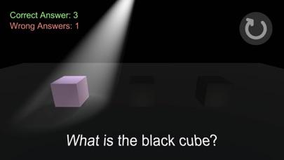 Color Cube Quiz screenshot 4