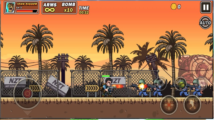 Metal Shooter: Super Soldiers‏ screenshot-3