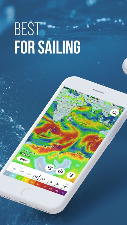 WindHub: sailing & boating