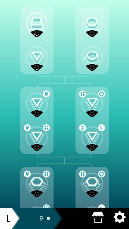Maze: path of light screenshot-4