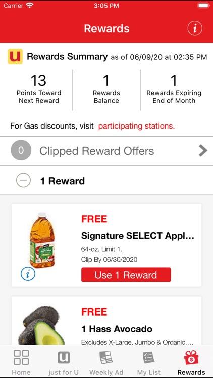 Jewel-Osco Deals & Rewards screenshot-4