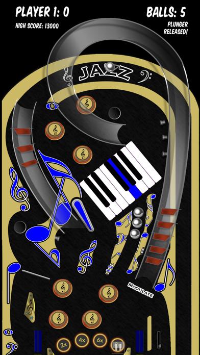 Jazz Pinball screenshot three