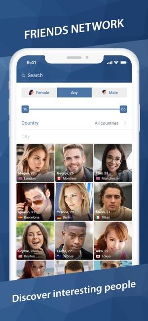 Chat random mini World Chat